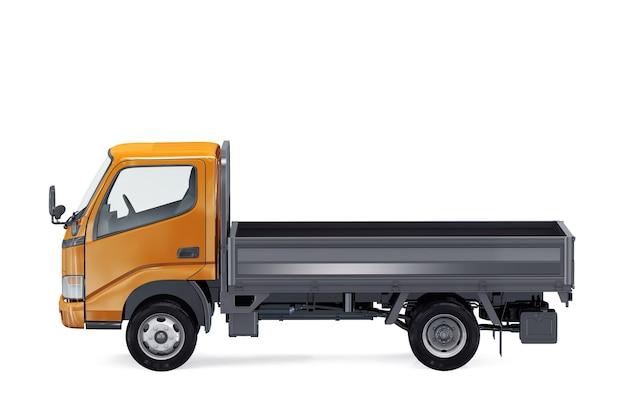 小型ピックアップトラック2012