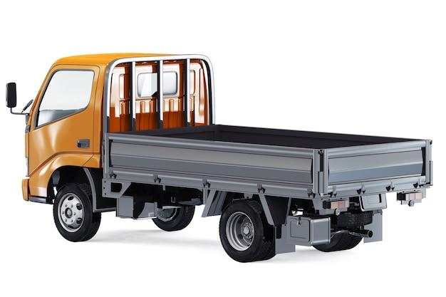 Piccolo camioncino del 2012