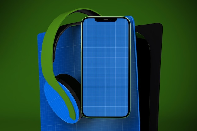 Smart phone & console