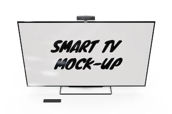 スマートテレビモックアップ絶縁