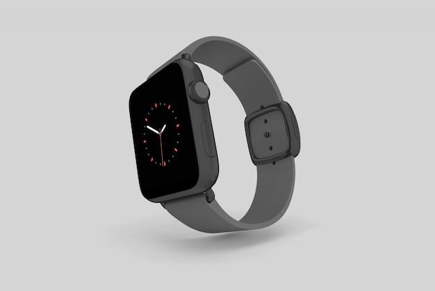 The smart watch mockup