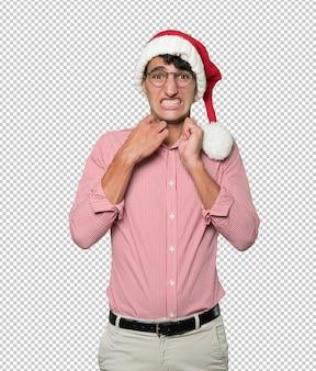 クリスマスの賢い青年