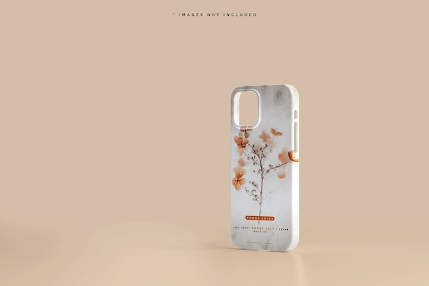 Smartphone cover or case mockup