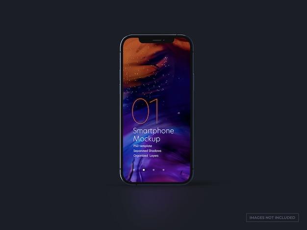 Smartphone mockup for ui designs