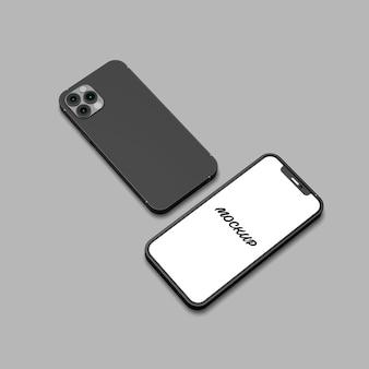 스마트폰 목업