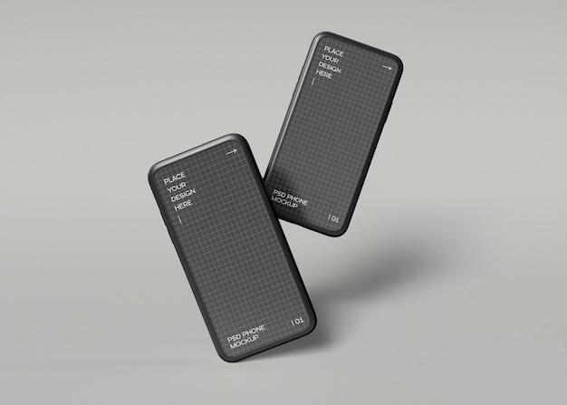 Смартфон мокап