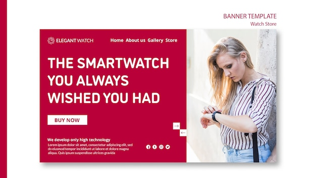 The smartwatch you always wished you had banner