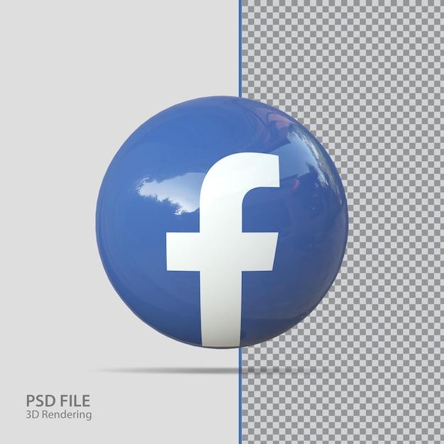 Социальные сети facebook 3d визуализации