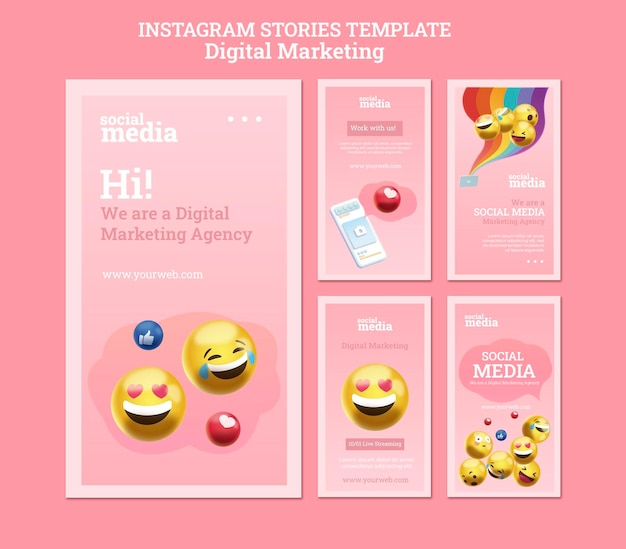 Истории instagram в социальных сетях