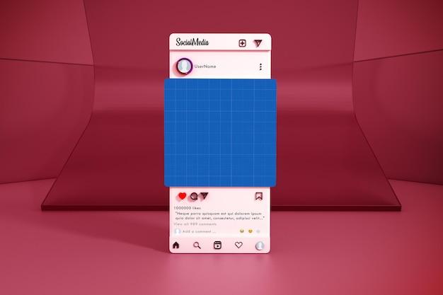 Социальные сети на стекле