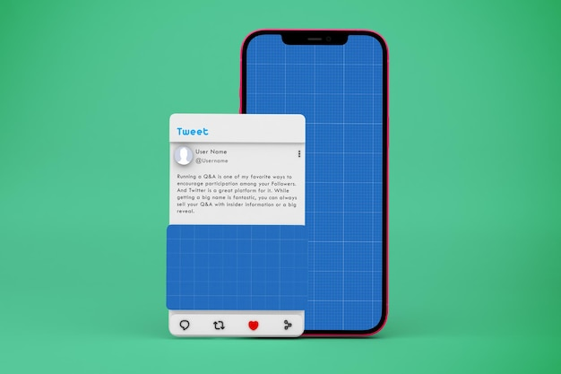 Social media and phone