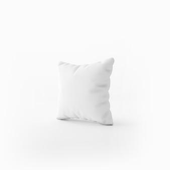 Morbido cuscino bianco