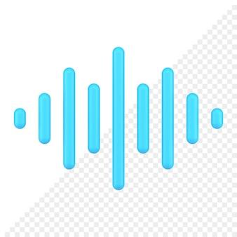 音波3dアイコン