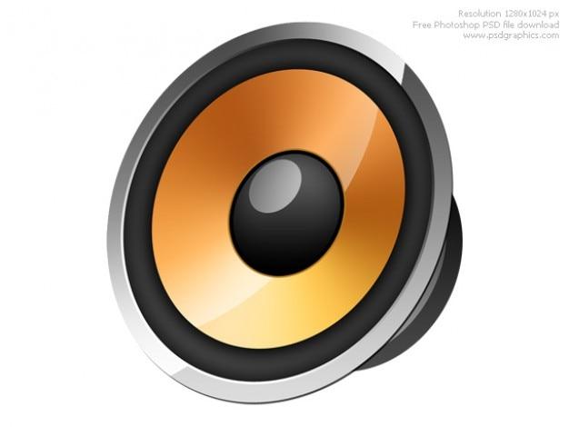 Icona dell'altoparlante