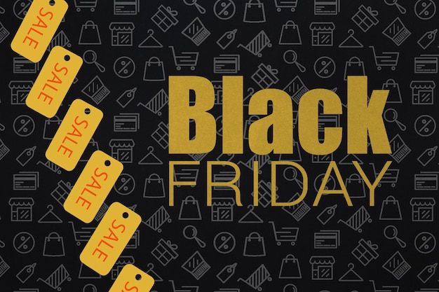 Specific promotions on black friday day