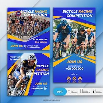 Sport banner template