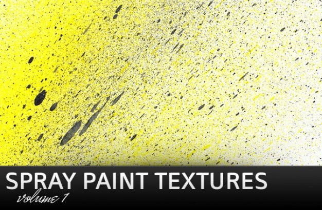 Spray textures