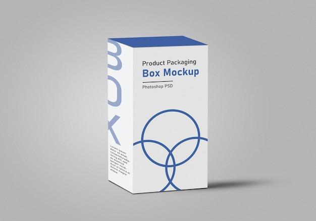 사각형 상자 모형
