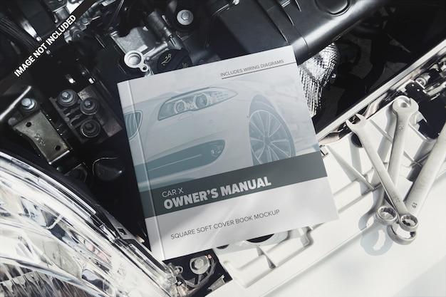 Справочник владельца квадрата по макету двигателя автомобиля