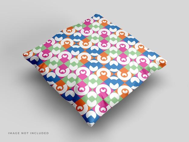 Макет квадратной подушки