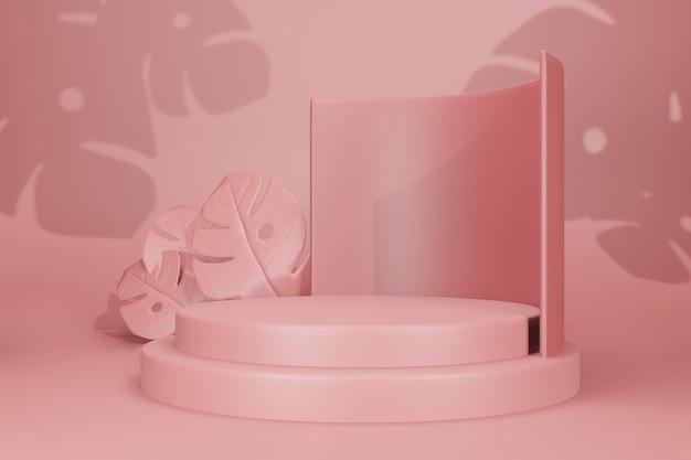 Сценический макет дисплей макет