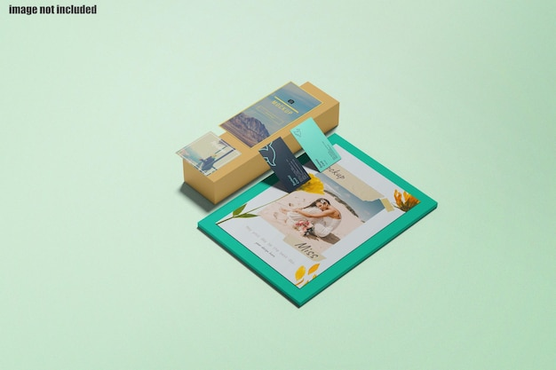 고정 브랜딩 모형