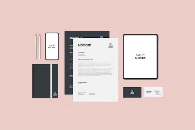 Stationary mock-up