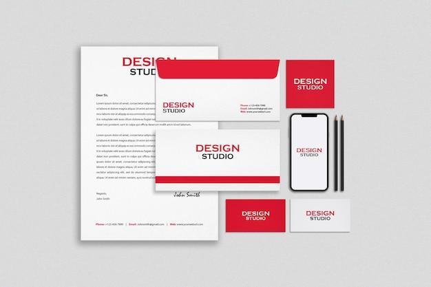 문구 및 브랜딩 모형 디자인