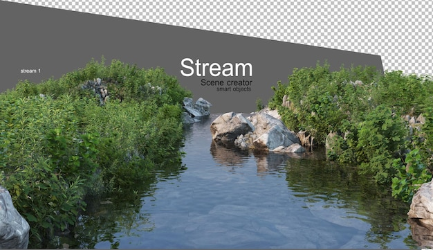 하천과 강변 식물