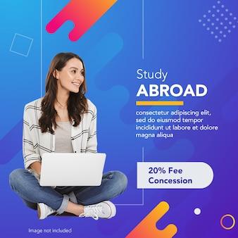 Study abroad post