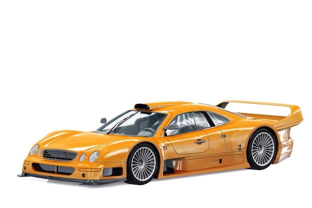 Super car 1999 mockup