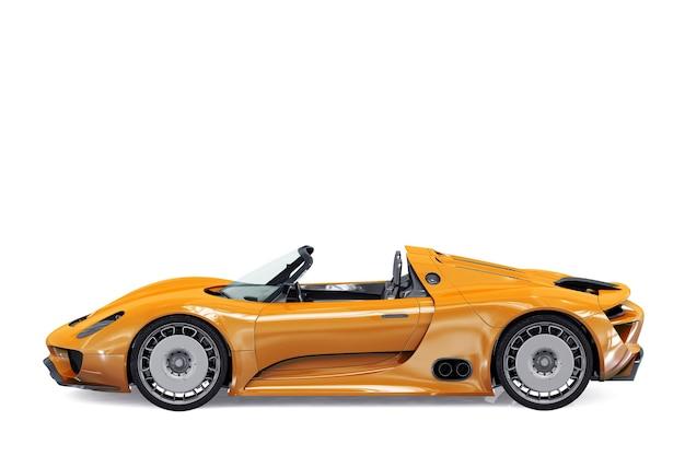 Mockup di super car 2011