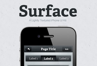 Surface iphone  kit