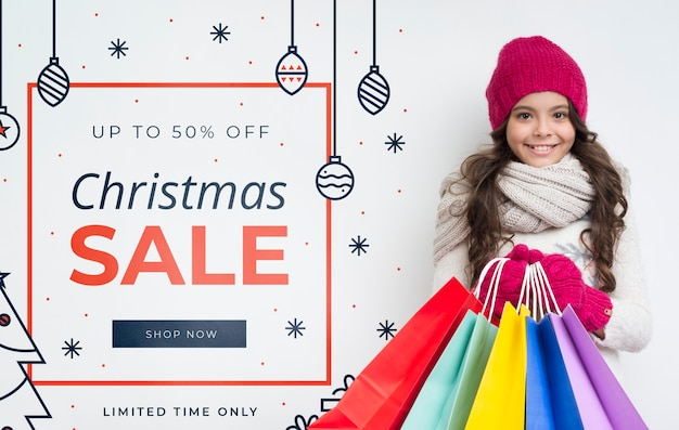Surprising offer for sales on winter