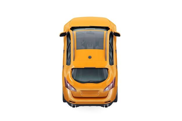 Mockup di auto suv 4x4 2010