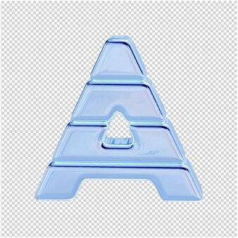 Символ из ледяной коллекции. 3-я буква а