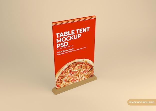 Дизайн макета настольной палатки