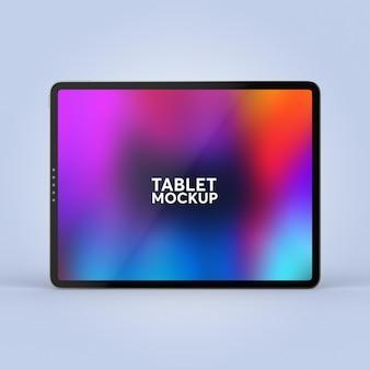 태블릿 및 스마트폰 목업