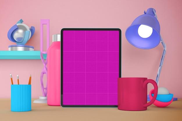 Tablet desktop