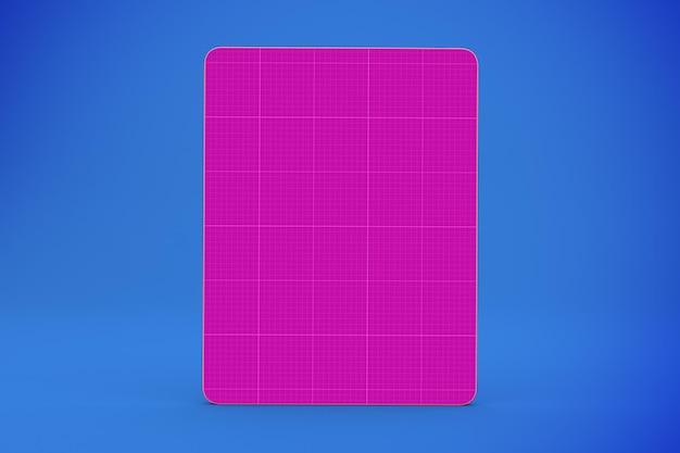 Tablet full screen