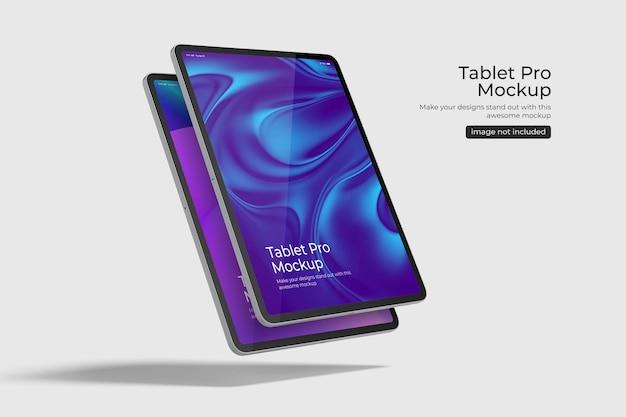 태블릿 프로 모형