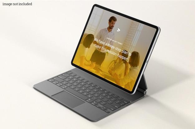 Макет планшета pro