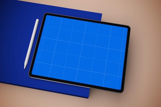 Tablet pro v.2 모형