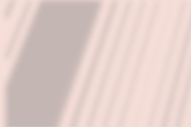 Падающая тень от штор, жалюзи на стенах. черно-белый летний фон