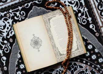 The Quran, the central religious text of Islam