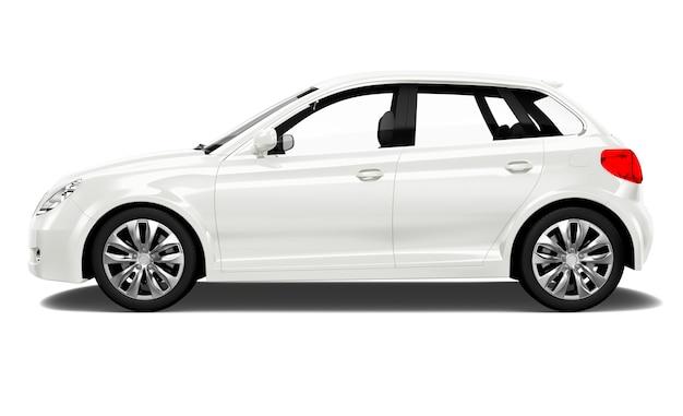 車の三次元イメージ