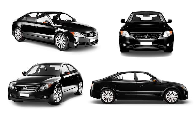 Трехмерное изображение автомобиля