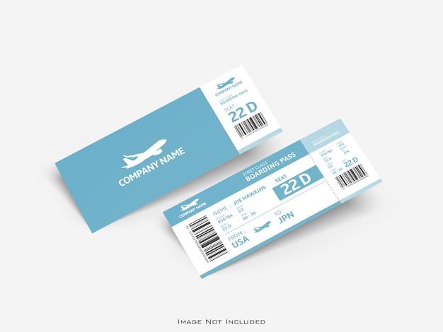 Билет на белом