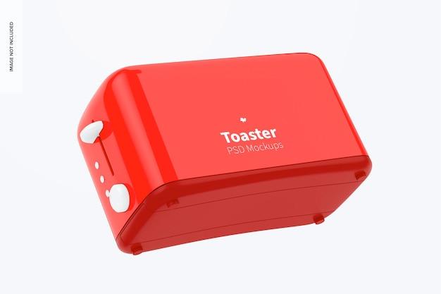 トースターモックアップ、フローティング