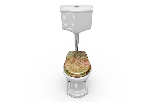 Туалетный макет